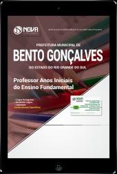 Download Apostila Prefeitura de Bento Gonçalves - RS - Professor Anos Iniciais do Ensino Fundamental (PDF)