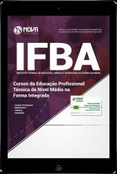 Download Apostila IFBA - Cursos da Educação Profissional Técnica de Nível Médio na Forma Integrada (PDF)
