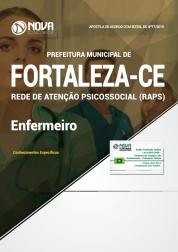 Apostila Prefeitura de Fortaleza - CE (RAPS) - Enfermeiro