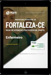 Download Apostila Prefeitura de Fortaleza - CE (RAPS) - Enfermeiro (PDF)