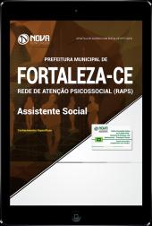 Download Apostila Prefeitura de Fortaleza - CE (RAPS) - Assistente Social (PDF)