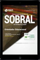 Download Apostila Prefeitura de Sobral - CE - Orientador Educacional (PDF)