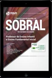 Download Apostila Prefeitura de Sobral - CE - Professor de Ensino Infantil e Ensino Fundamental Inicial (PDF)