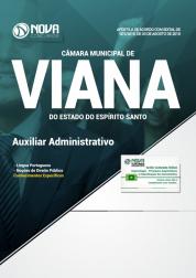 Apostila Câmara de Viana - ES - Auxiliar Administrativo