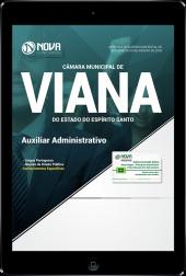 Download Apostila Câmara de Viana - ES - Auxiliar Administrativo (PDF)