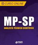 Curso Online MP-SP - Analista Técnico Científico