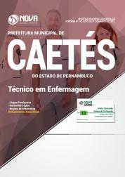 Apostila Prefeitura de Caetés - PE - Técnico em Enfermagem