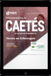 Download Apostila Prefeitura de Caetés - PE - Técnico em Enfermagem (PDF)