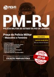 Apostila PM-RJ - Praça da Polícia Militar - Masculino e Feminino