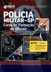 Apostila PM-SP - Curso de Formação de Oficiais (Academia do Barro Branco)