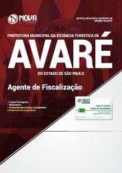 Apostila Prefeitura de Avaré - SP - Agente de Fiscalização