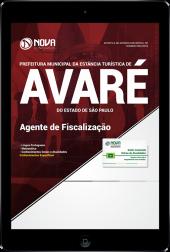 Download Apostila Prefeitura de Avaré - SP - Agente de Fiscalização (PDF)