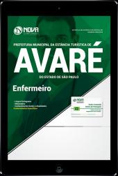 Download Apostila Prefeitura de Avaré - SP - Enfermeiro (PDF)