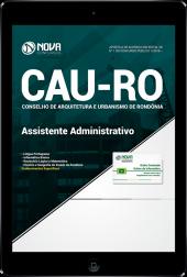 Download Apostila CAU-RO - Assistente Administrativo (PDF)