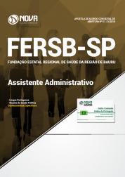 Apostila FERSB-SP - Assistente Administrativo