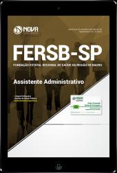 Download Apostila FERSB-SP - Assistente Administrativo (PDF)