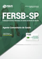 Apostila FERSB-SP - Agente Comunitário de Saúde