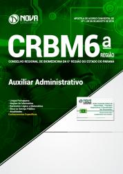 Apostila CRBM-PR (6ª Região) - Auxiliar Administrativo