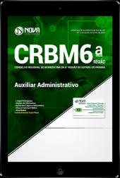 Download Apostila CRBM-PR (6ª Região) - Auxiliar Administrativo (PDF)