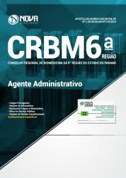 Apostila CRBM-PR (6ª Região) - Agente Administrativo