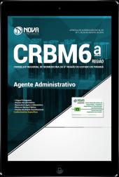 Download Apostila CRBM-PR (6ª Região) - Agente Administrativo (PDF)