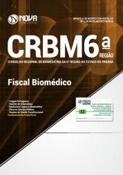 Apostila CRBM-PR (6ª Região) - Fiscal Biomédico