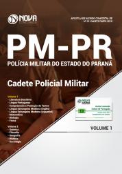 Apostila PM-PR - Cadete Policial Militar