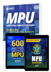 Kit Aprovação MPU - Técnico