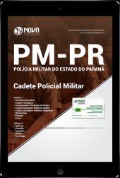 Download Apostila PM-PR - Cadete Policial Militar (PDF)