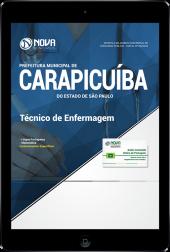 Download Apostila Prefeitura de Carapicuíba - SP - Técnico de Enfermagem (PDF)