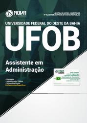 Apostila UFOB-BA - Assistente em Administração