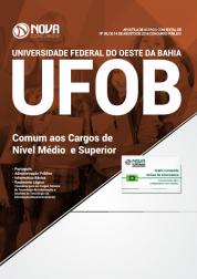 Apostila UFOB-BA - Comum aos Cargos de Nível Médio e Superior