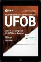 Download Apostila UFOB-BA - Comum aos Cargos de Nível Médio e Superior (PDF)