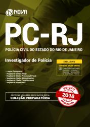 Apostila PC-RJ - Investigador Policial