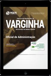Download Apostila Prefeitura de Varginha - MG - Oficial de Administração (PDF)