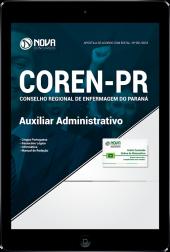 Download Apostila COREN-PR - Auxiliar Administrativo (PDF)
