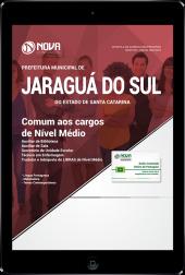 Download Apostila Prefeitura de Jaraguá do Sul - SC - Comum aos Cargos de Nível Médio (PDF)