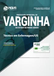 Apostila Prefeitura de Varginha - MG - Técnico em Enfermagem/US