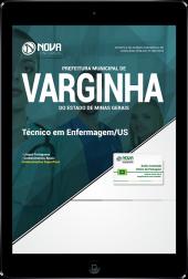 Download Apostila Prefeitura de Varginha - MG - Técnico em Enfermagem/US (PDF)
