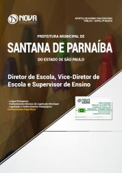 Apostila Prefeitura de Santana de Parnaíba - SP - Diretor de Escola, Vice-Diretor e Supervisor de Ensino