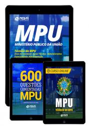 Kit Aprovação MPU - Técnico (Digital)