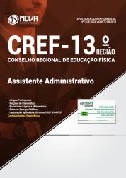 Apostila CREF-13º Região - Assistente Administrativo