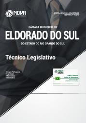 Apostila Câmara de Eldorado do Sul - RS - Técnico Legislativo
