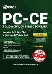 Apostila PC-CE - Inspetor e Escrivão