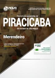 Apostila Prefeitura de Piracicaba - SP - Merendeiro
