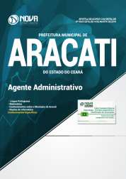 Download Apostila Prefeitura de Aracati - CE - Agente Administrativo (PDF)
