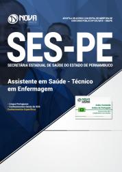Download Apostila SES-PE - Assistente em Saúde - Técnico em Enfermagem (PDF)