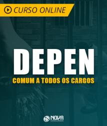 Curso Online DEPEN - Comum a Todos os Cargos
