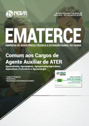 Apostila EMATERCE - Comum aos Cargos de Agente Auxiliar de ATER