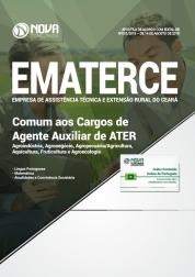 Download Apostila EMATERCE - Comum aos Cargos de Agente Auxiliar de ATER (PDF)
